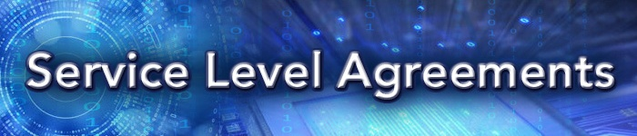 Service Level Agreements – Service Level Agreement