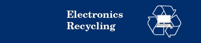 Elecronics Recycling