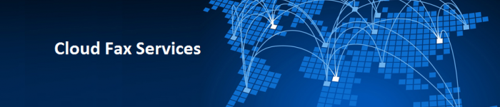 Cloud Fax Services Banner