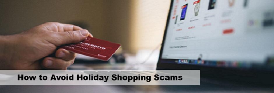 Avoid Shopping Scams